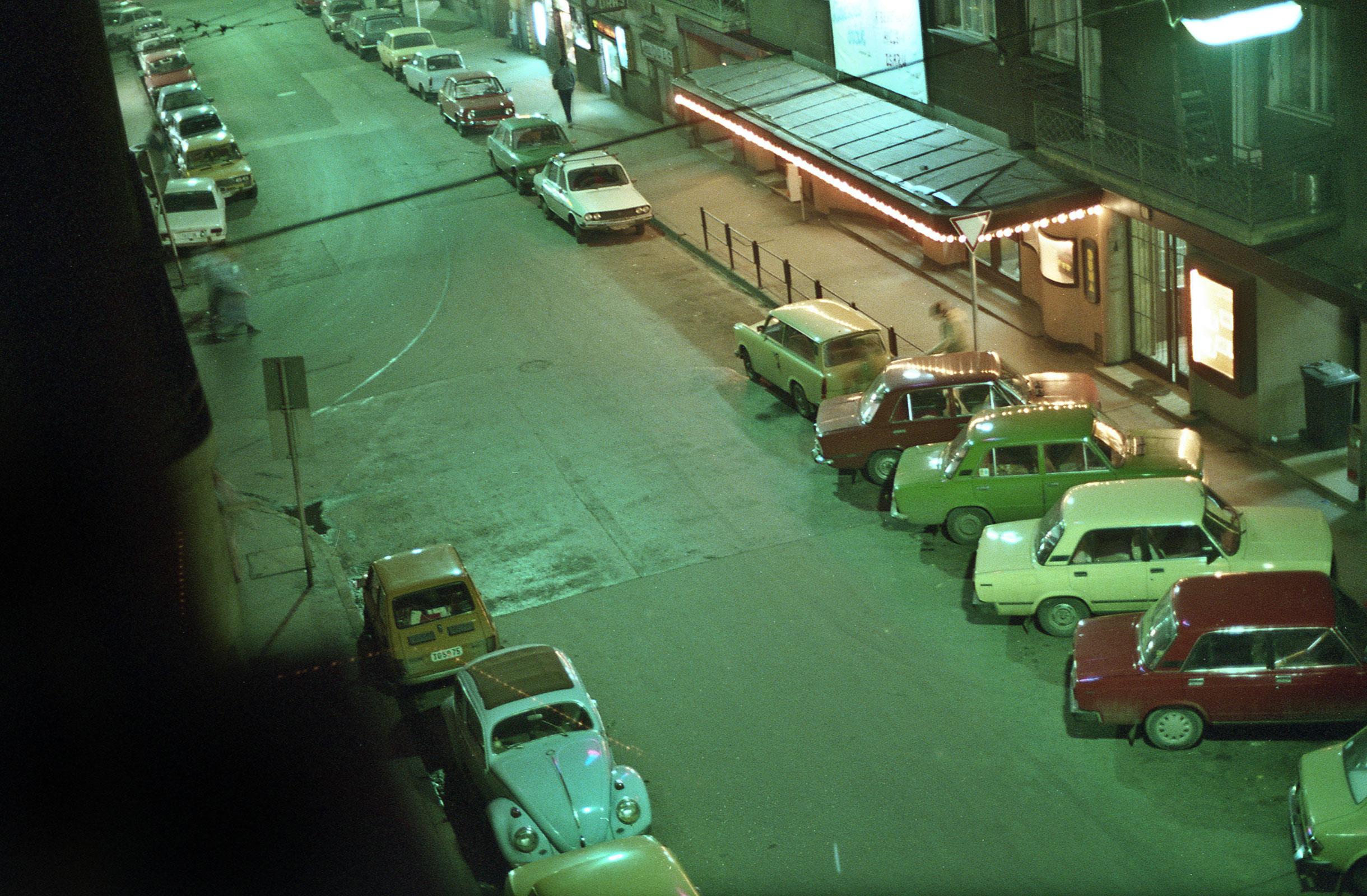 Boedapest februari 1988
