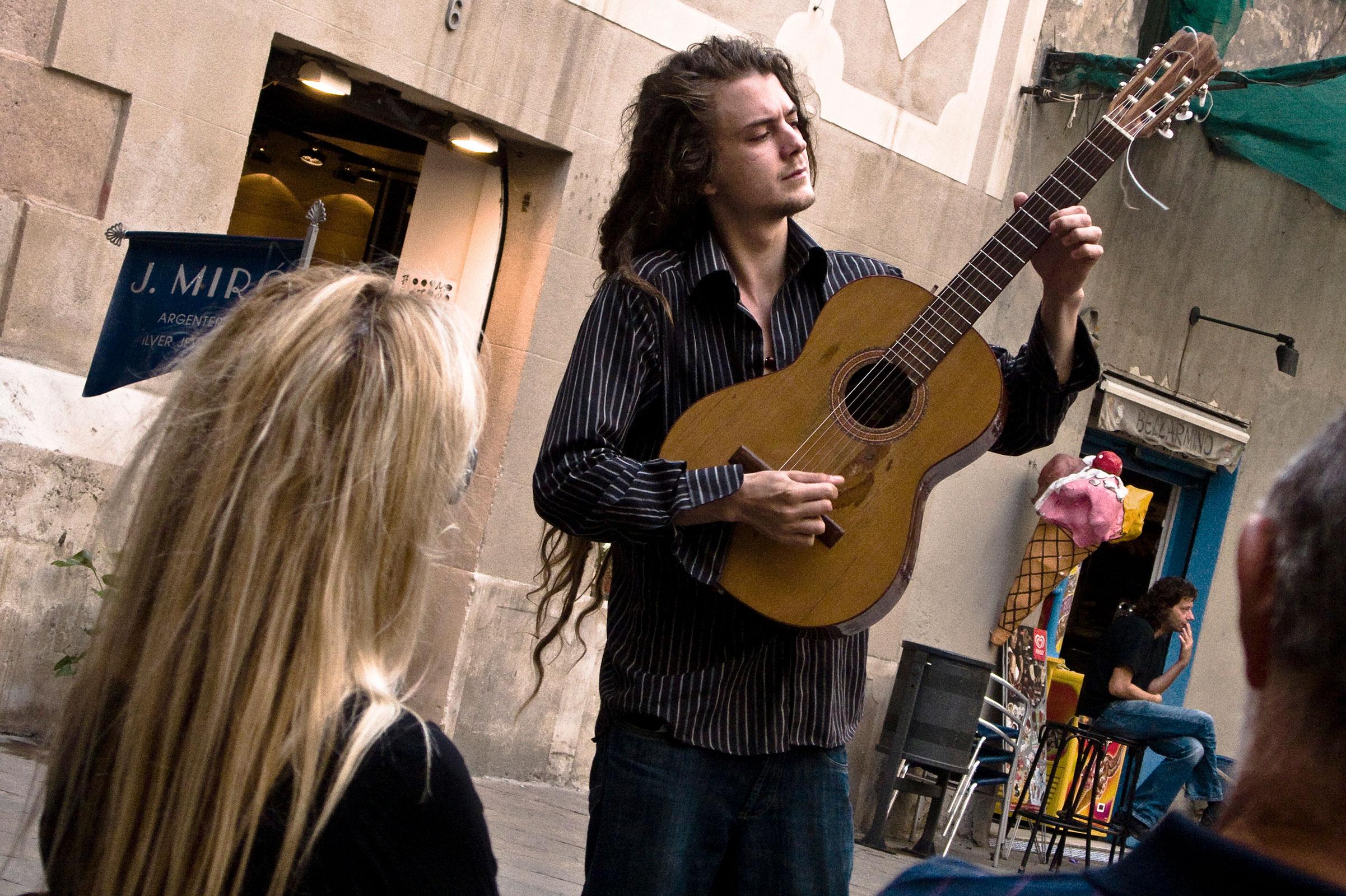 Barcelona oktober 2008