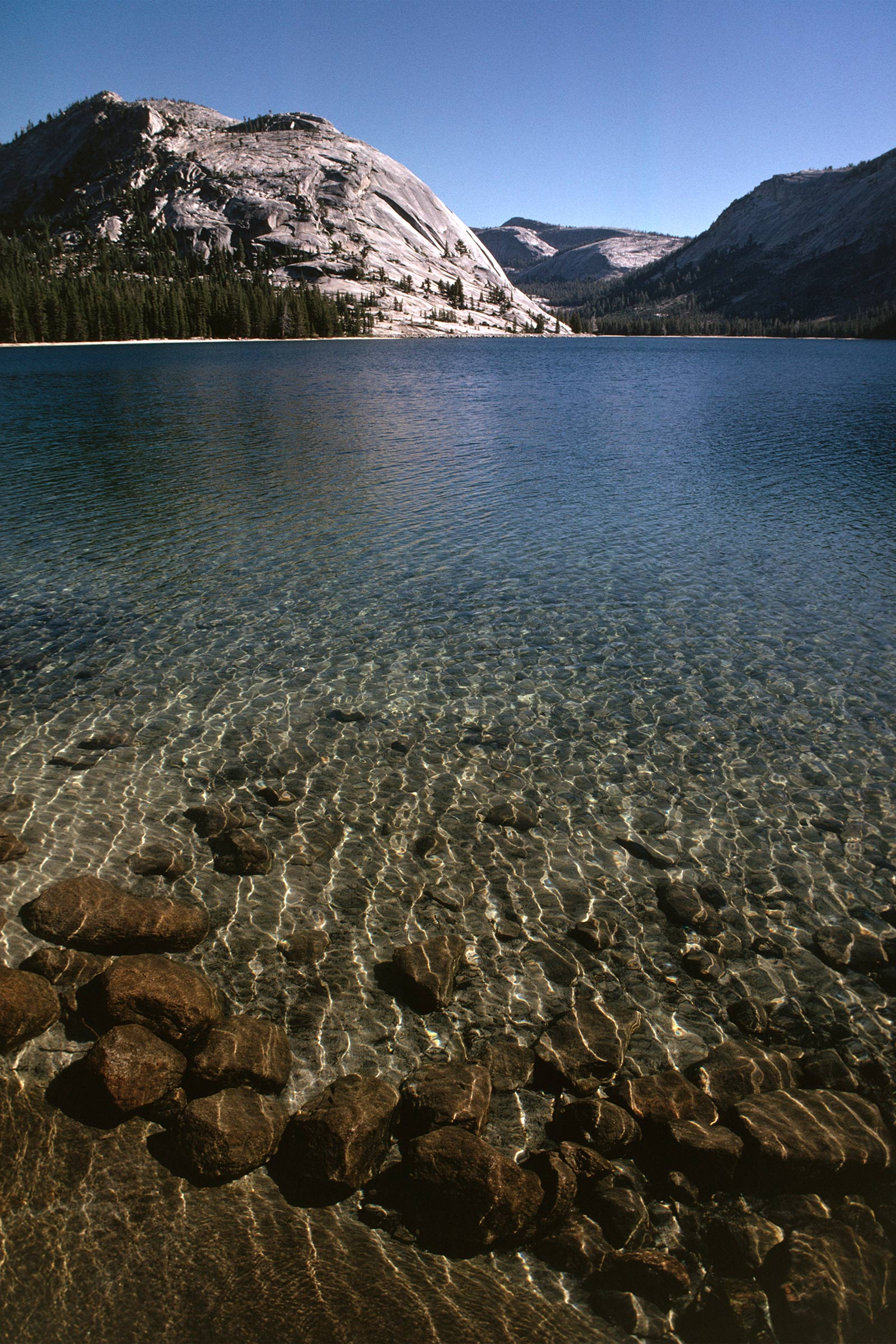 Tenaya Lake oktober 1988