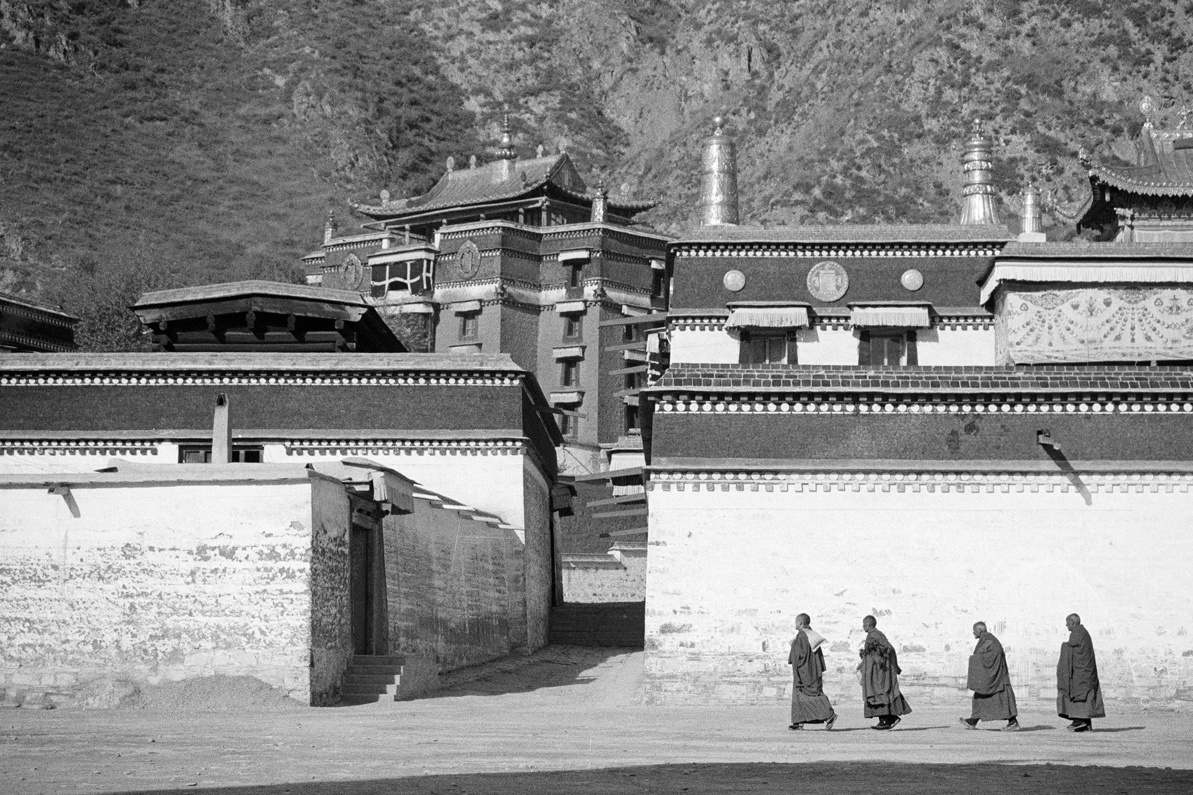 Xiahe oktober 1995