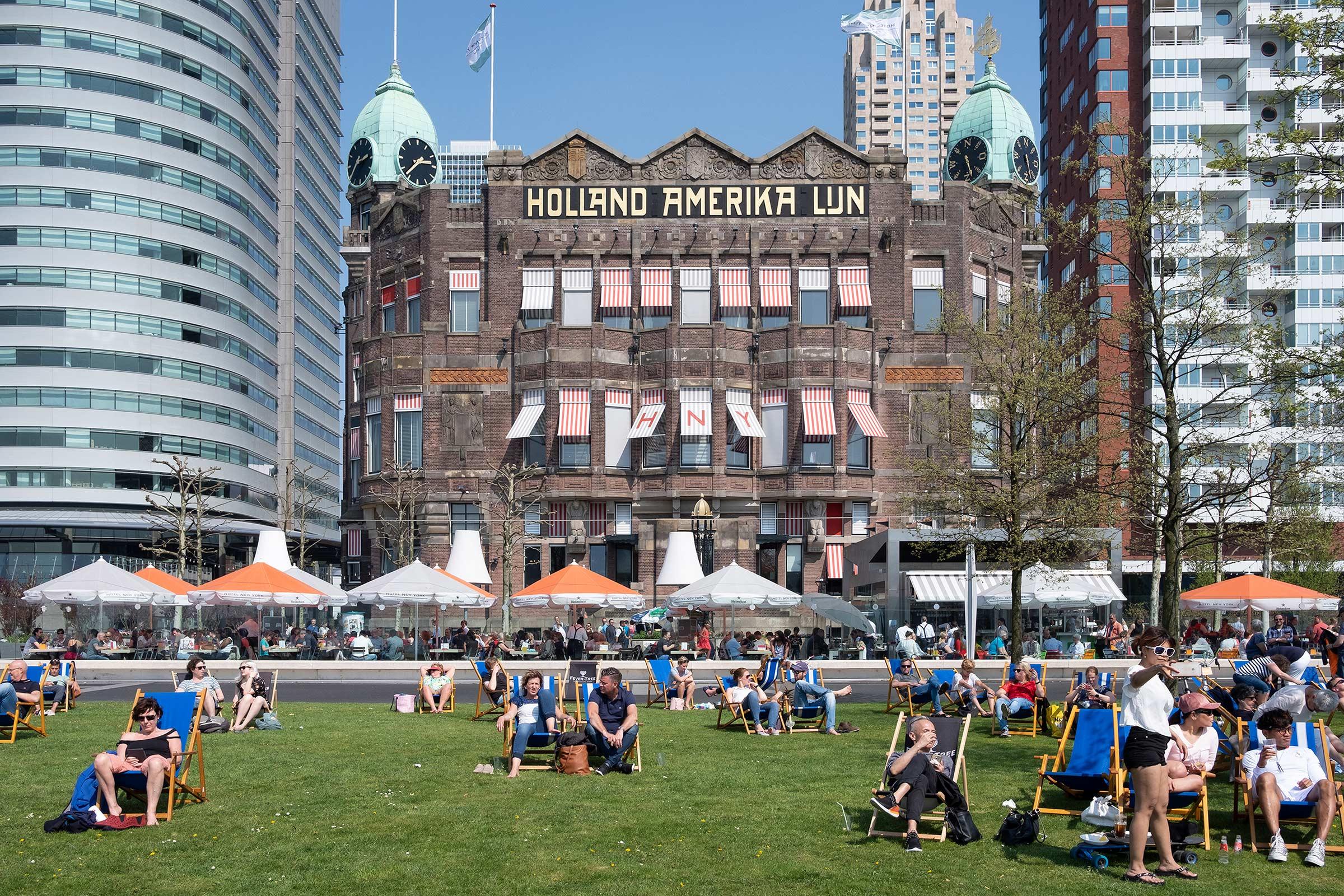 Bert Hotel New York Rotterdam 22 april 2018